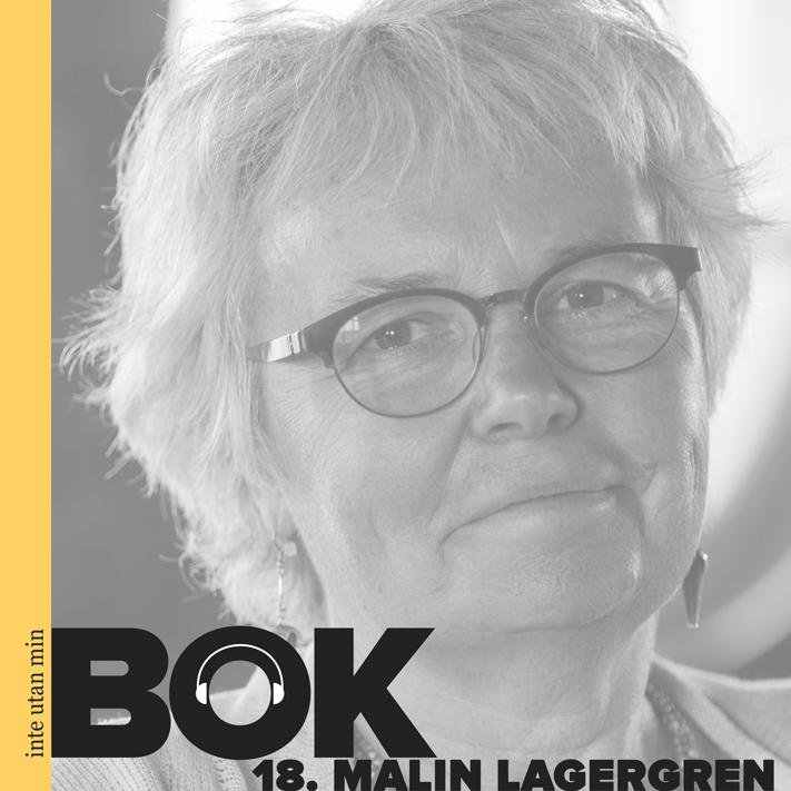 Porträtt av Malin Lagergren Foto: Magnus Stålberg